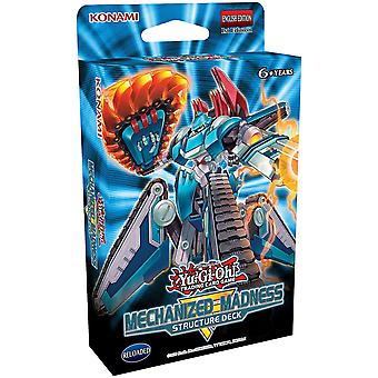 Yu-Gi-Oh! TCG Mechanized Madness Structure Deck