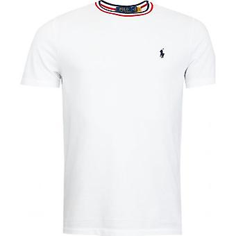 Polo Ralph Lauren Short Sleeved Tipped Collar T-Shirt