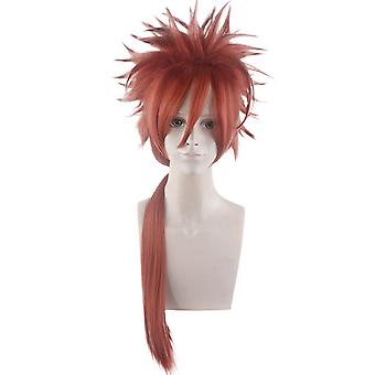 Final Fantasy 7 Wigs Reno Synthetic Hair Wigs
