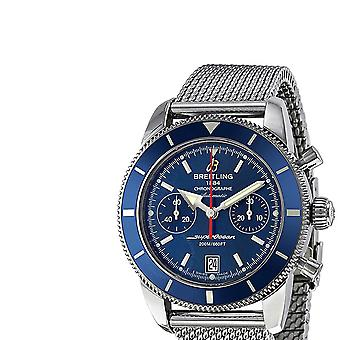Breitling Superocean Heritage Chronograph 44 Men's Watch A2337016-C856SS