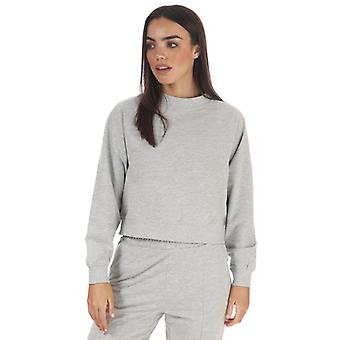 Women's Only Zoey Life Raglan Sweatshirt in Grijs