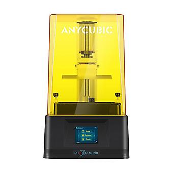 Anycubic 3d printer - photon mono uv lcd resin printer with 6 inch 2k lcd & fast printing speed, resin 3d printers 130*80*165mm³