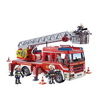Playmobil Fire Engine tikkailla ja valoilla ja äänillä
