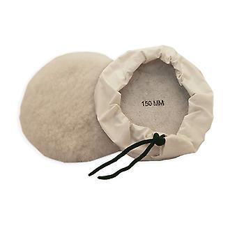 Flexipads World Class All Wool Bonnet 150mm (6in) FLE40110