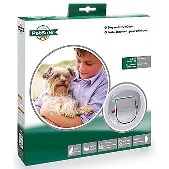 PetSafe Staywell Deluxe manuel 4 Way verrouillage chatière