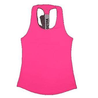 Naiset Hihaton Fitness Liivi Solid Tank Top Muotovaatteet Camisole Strap Slimming Shaper