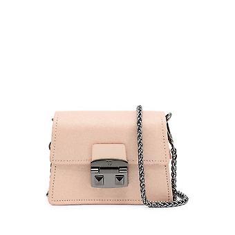 Trussardi -BRANDS - Bags - Clutches - CORIANDOLO-75B00555-97P050 - Women - Pink