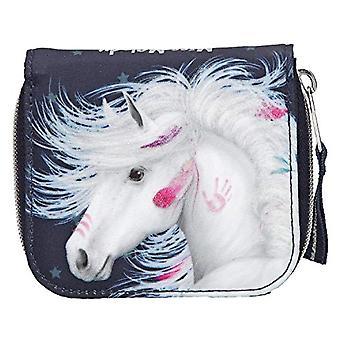 Depesche 10596 Miss Melody - Coin purse, ca. 11 x 10 x 2.5 cm, multicolored