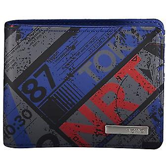 TOTTO Billetera Azuero Coin purse 20 centimeters 20 Multicolor (Multicolor)(2)