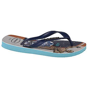 Havaianas Stars Wars 41351850031 zapatos universales de verano para hombre