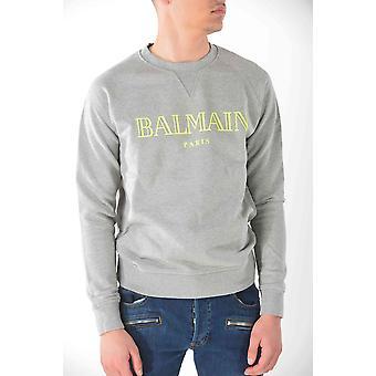 Pullover Grau Balmain Mann