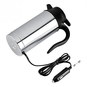 Stainless Steel Coffee Mug With Cigarette Lighter Auto Accessories Coffee