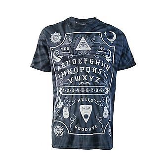 Darkside - OUIJA BOARD - T-shirt Gris Tie Dye