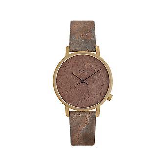 KOMONO Harlow pink slate - reloj unisex