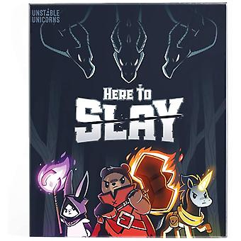 Here To Slay Card Game