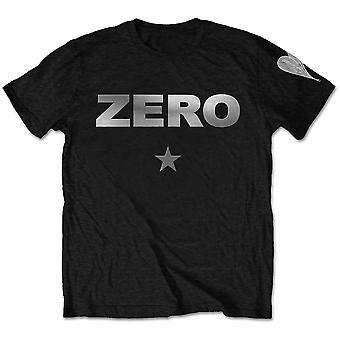 The Smashing Pumpkins - Zero Unisex XX-Large Camiseta - Negro