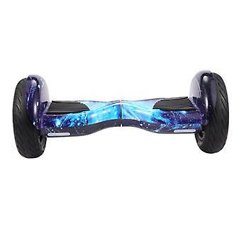 "Stuff Certified® Electric E-Scooter Hoverboard - 10"" - 350W - 2000mAh Akku - Balance Hover Board Sininen"