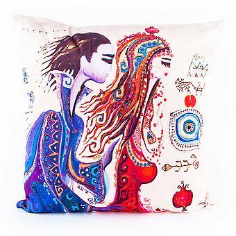 Biggdesign Love Decorative Pillow