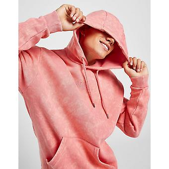 New STATUS Men's Shade Overhead Hoodie from JD Outlet Pink
