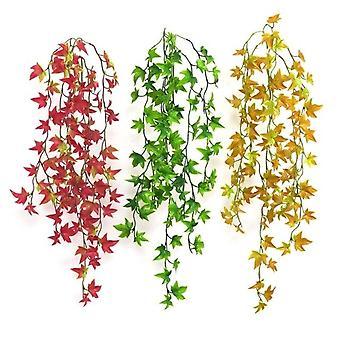 Matelijakasvit roikkuvat muovinen terraario kasvi imukupilla parrakas lohikäärme lisko Gecko