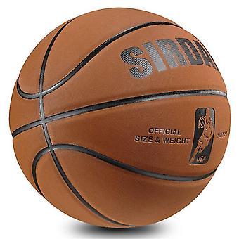 Soft Microfiber Basketball Size 7 Wear-resistant Anti-slip Waterproof