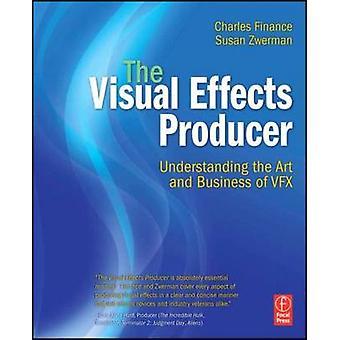 De producent van visuele effecten