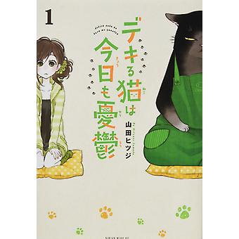 The Masterful Cat Is Depressed Again Today Vol. 1 by Hitsuji Yamada