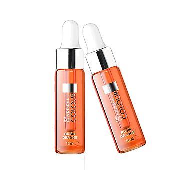 Garden of colour - Nail oil - Ruby orange 15ml