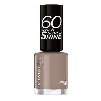 nail polish 60 Seconds Super Shine Rimmel London Nº 810 (8 ml) (8 ml)