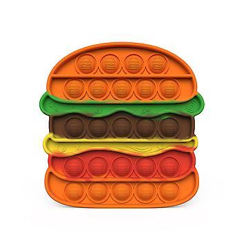 Hamburger Fidget Anti Stress Giocattolo