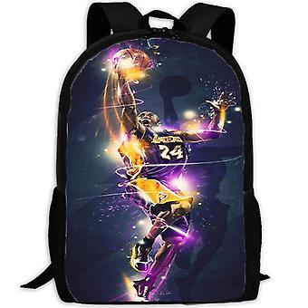 Nba Kobe School Bag, Fashion Backpack