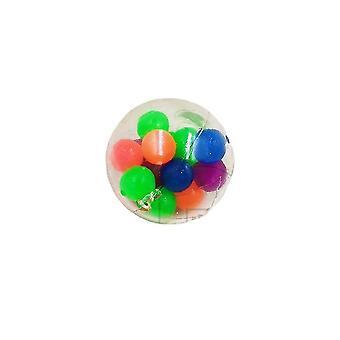 Squishy Ball Tpr Extrusion Fidget Leksaker Barn Stress Reliever