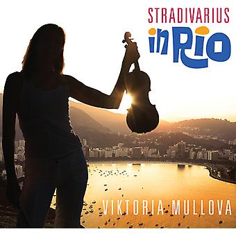 Mullova/Barley/Clarvis/Guello/Freitas - Stradivarius in Rio [CD] USA import