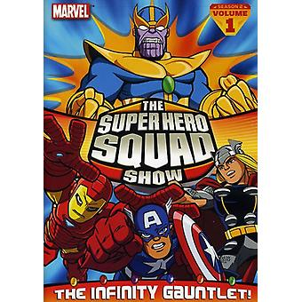 Super Hero Squad Show Vol. 1-Infinity Gauntlet [DVD] USA importieren