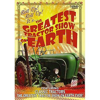 Greatest Tractor Show on Earth [DVD] USA import