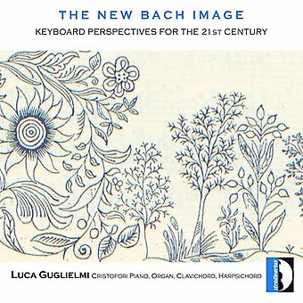 Bach, J.S./Guglielmi, Luca - New Bach Image [CD] USA import