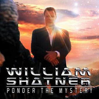 William Shatner - refletir sobre a importação de mistério [CD] EUA