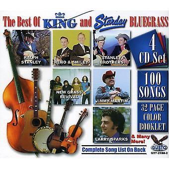 Bästa av kung & Starday Blugrass - bästa kung & Starday Blugrass [CD] USA import