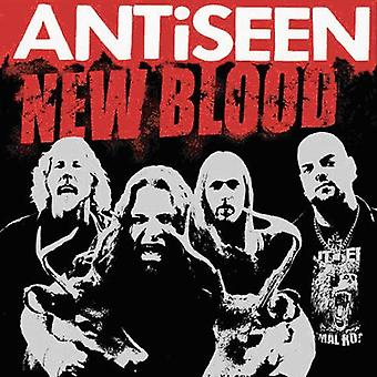 Antiseen - New Blood [CD] USA import