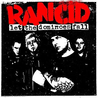 Rancid - Let the Dominoes Fall [CD] USA import