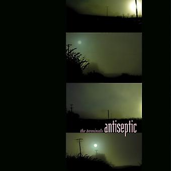 Terminals - Antiseptic [CD] USA import