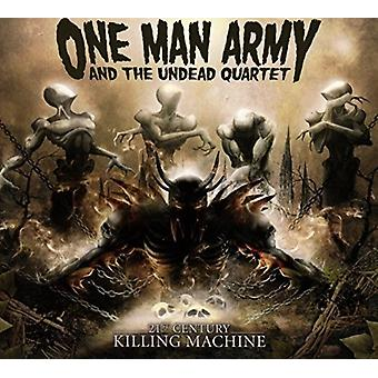 Onr Man Army and the Undead Quartet - 21st Century Killing Machine [CD] USA import