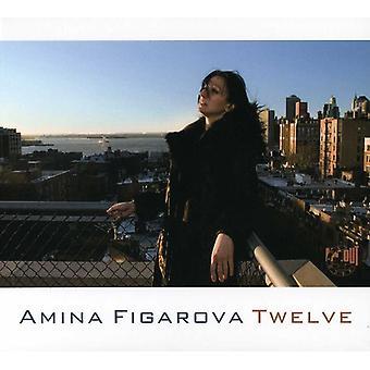 Amina Figarova - Twelve [CD] USA import