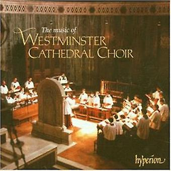 Westminster Cathedral Choir & James Odonnell - Music of the Westminster Cathedral Choir [CD] USA import