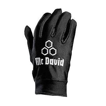 McDavid freddo pinza calcio guanti [nero]
