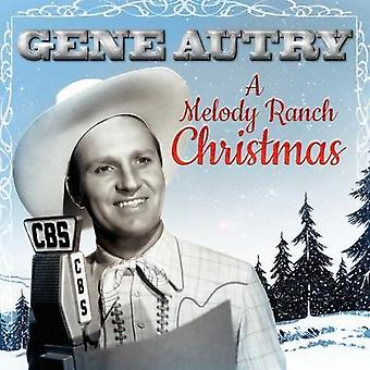 Autry*Gene - Melody Ranch Christmas Party [Vinyl] USA import