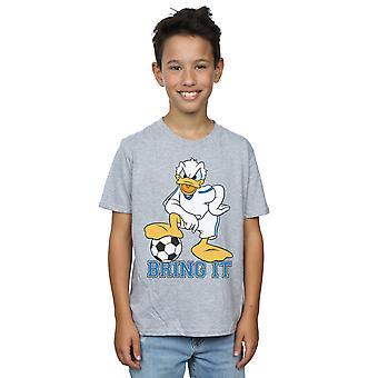 Disney ragazzi Paperino portare t-shirt
