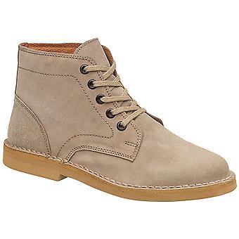 Amblers púštne topánka taupe/Pánske Čižmy