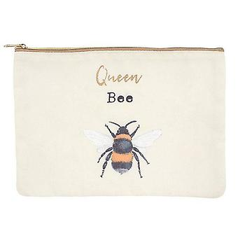 Something Different Queen Bee Makeup Pouch