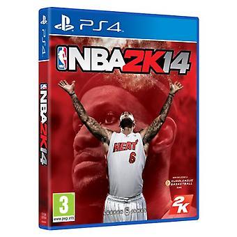 NBA 2K14 (PS4)-nieuw